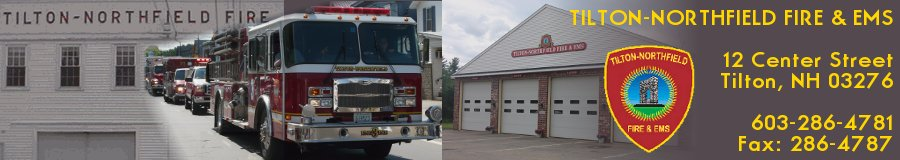 Tilton-Northfield Fire District